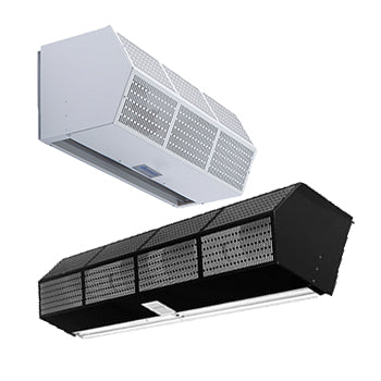 Berner Sanitation Certified High Performance Air Curtain 96 inch 3764 CFM SHD07-2096A