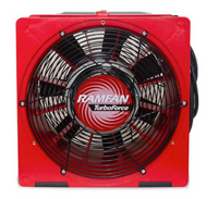 RamFan EA7000X Hazardous Location Smoke Ejector Blower/Exhauster 16 inch 3200 CFM