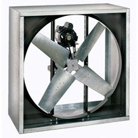 VI Cabinet Exhaust Fan 36 inch 11100 CFM Belt Drive VI3614-U, [product-type] - Industrial Fans Direct
