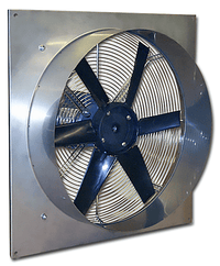 Stainless Steel Panel Exhaust Fan 16 inch 2810 CFM TF16