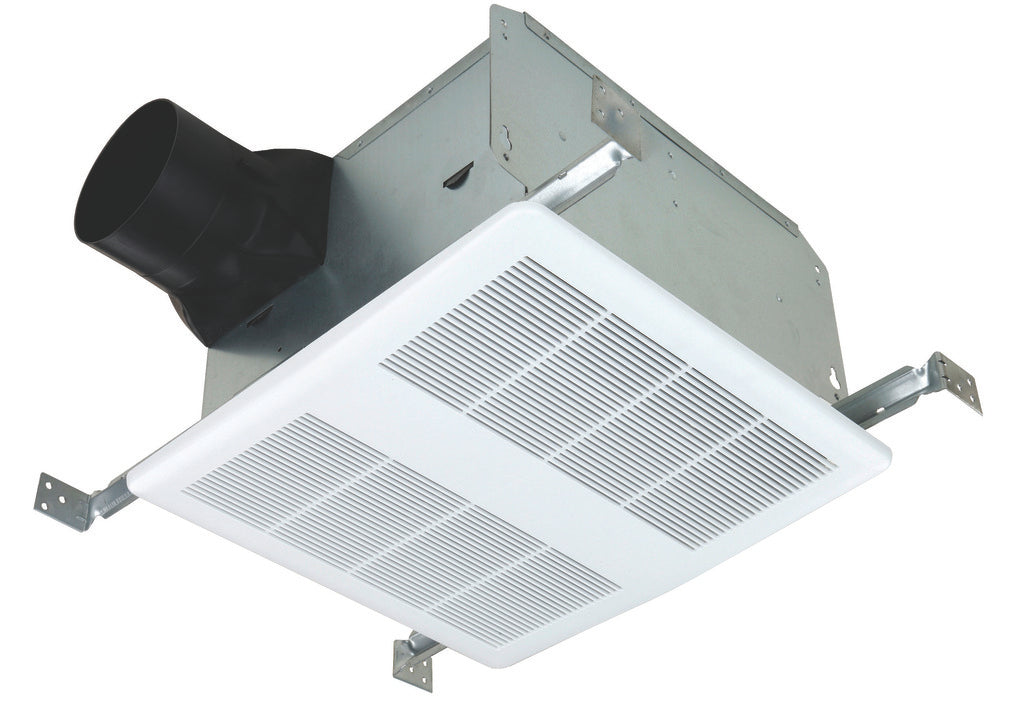Tranquil Bathroom Exhaust Fan 6 inch Duct 140 CFM Energy Star Certified TF140-DC