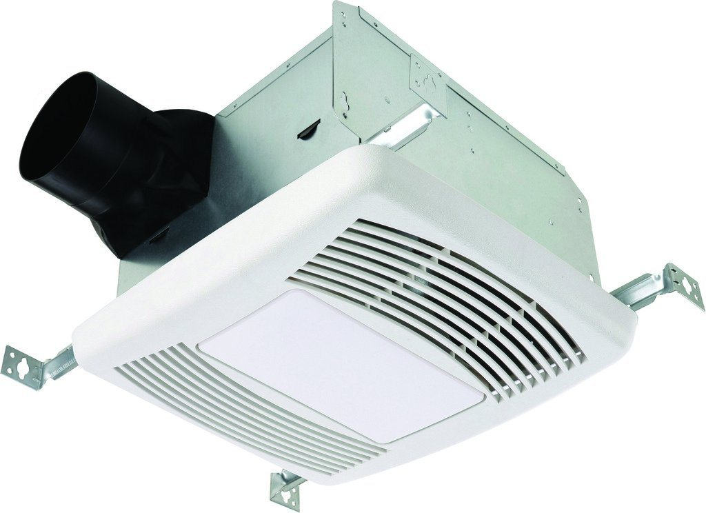 Tranquil Bathroom Exhaust Fan 4 or 6 inch Duct Outlet 80 CFM (Choose Style) Energy Star Certified TF80L