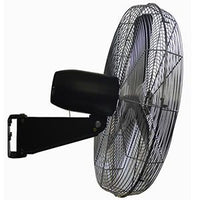 Commercial Wall Circulator Fan 3 Speed 24 inch 5400 CFM CACU24-W, [product-type] - Industrial Fans Direct