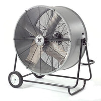 Explosion Proof Portable Swivel Blower Fan 42 inch 13800 CFM Belt Drive PBS42-B-HL, [product-type] - Industrial Fans Direct