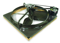 Triangle Whole House Fan 48 inch Up To 4000 Sq. Ft. Belt Drive CC4823, [product-type] - Industrial Fans Direct