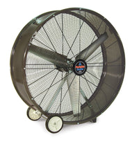 QBD Portable Blower Fan 2 Speed 36 inch 10900 CFM Direct Drive QBD3623, [product-type] - Industrial Fans Direct