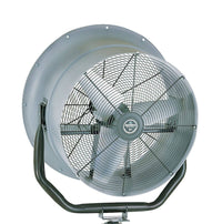 High Velocity Oscillating Fan 24 inch 5600 CFM 3 Phase Outdoor Rated HV2413-OC-460