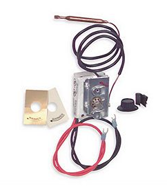 Two Stage Internal Thermostat Kit Temp Range: 40-85 degrees Fahrenheit for 3 Phase Use UHMT2