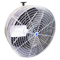 Versa-Kool White Circulation Fan 24 inch 7860 CFM VK24, [product-type] - Industrial Fans Direct