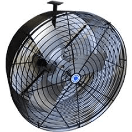 Versa-Kool Black Circulation Fan 24 inch 7860 CFM VK24-B