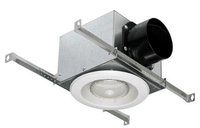 Vent Light 4 inch Duct with PAR30 Halogen Bulb