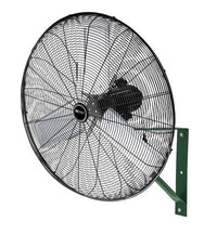 High Velocity Outdoor Rated Wall Mount Circulator Fan 3 Speed 30 inch 7204 CFM WFO-30