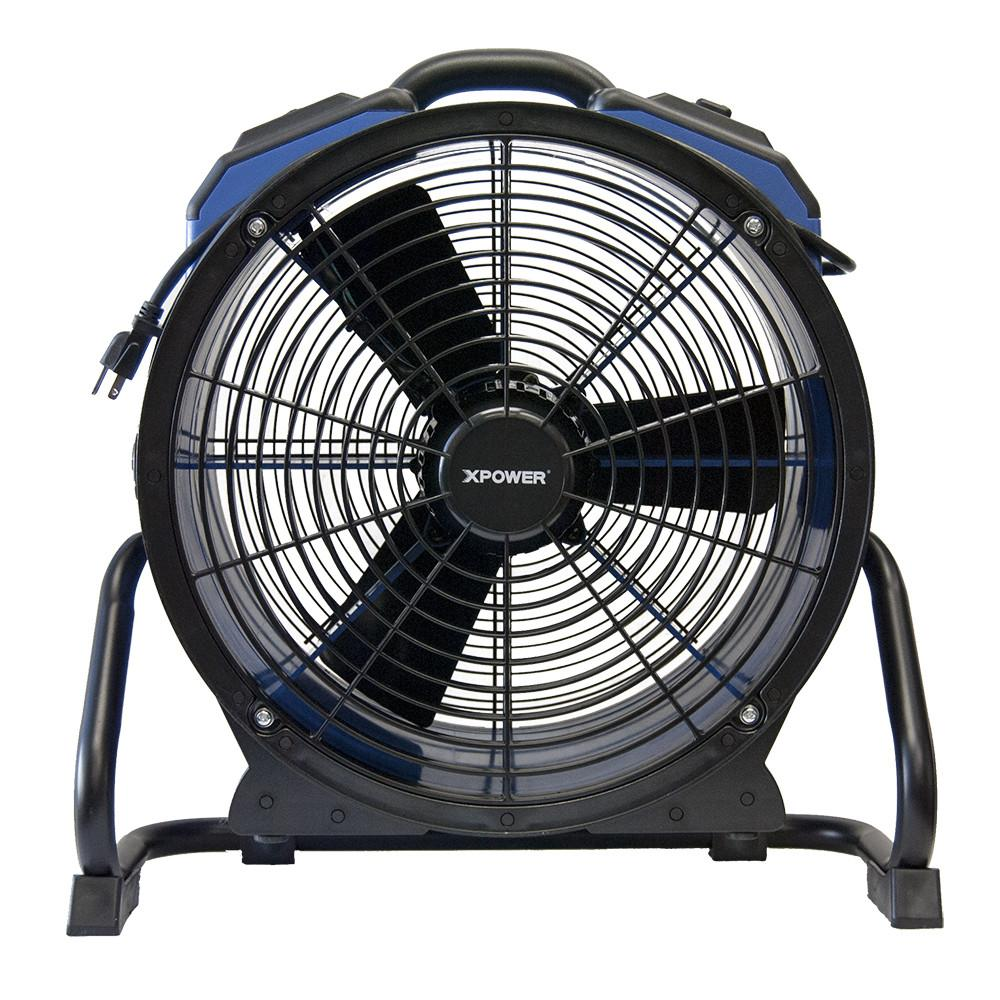 Industrial Axial Fans : Xpower professional high temp axial fan variable speed