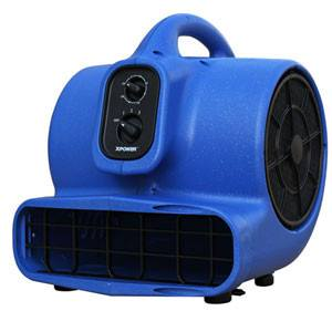 Multi-Purpose Filtered Airmover w/ Timer 3200 CFM 3 Speed X-800TF