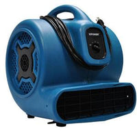XPower Air Mover 3 Speed 3600 CFM X-830, [product-type] - Industrial Fans Direct