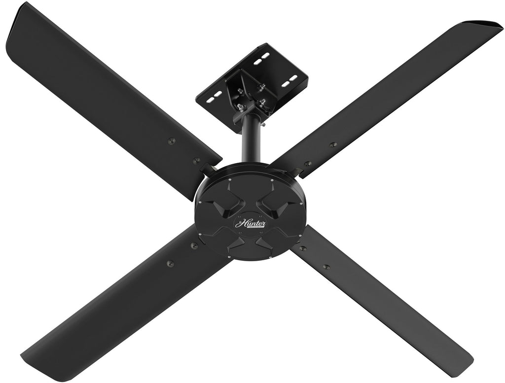 Hunter Xp Hvls Ceiling Fan 7 Foot 1225 Sq Ft Coverage 1