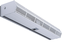 Berner Low Profile Heated Air Curtain 120 inch 3263 CFM 3 Phase CLC08-2120E