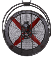 Drum Type Ceiling Mount Circulating Fan 36 inch 12100 CFM Belt Drive CMB3613, [product-type] - Industrial Fans Direct
