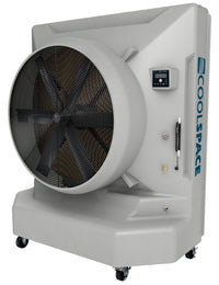 Cool-Space Blizzard Outdoor Rated Evaporative Cooler 26000 CFM Variable Speed CS6-50-VD