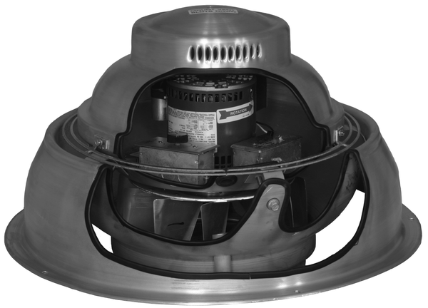 Soler Amp Palau Cwd100a 10 Quot Dome Explosion Proof Sidewall