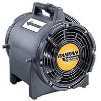 RamFan EF7002 Hazardous Location Blower/Exhauster 8 inch 980 CFM