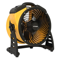Xpower Manufacturing 11 inch Multipurpose Pro Air Circulator Utility Fan Variable Speed FC-100