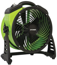Xpower Manufacturing 13 inch Multipurpose Pro Air Circulator Utility Fan Variable Speed FC-200