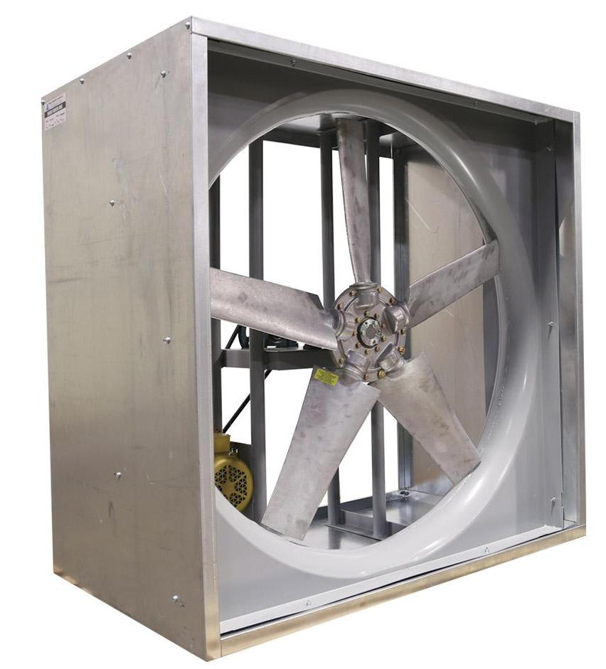 Triangle Engineering FHIR 30 inch Reversible Fan Belt Drive FHIR3017T-X-BD