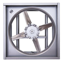Triangle Engineering FHIR 48 inch Reversible Fan Belt Drive FHIR4818T-X-DD