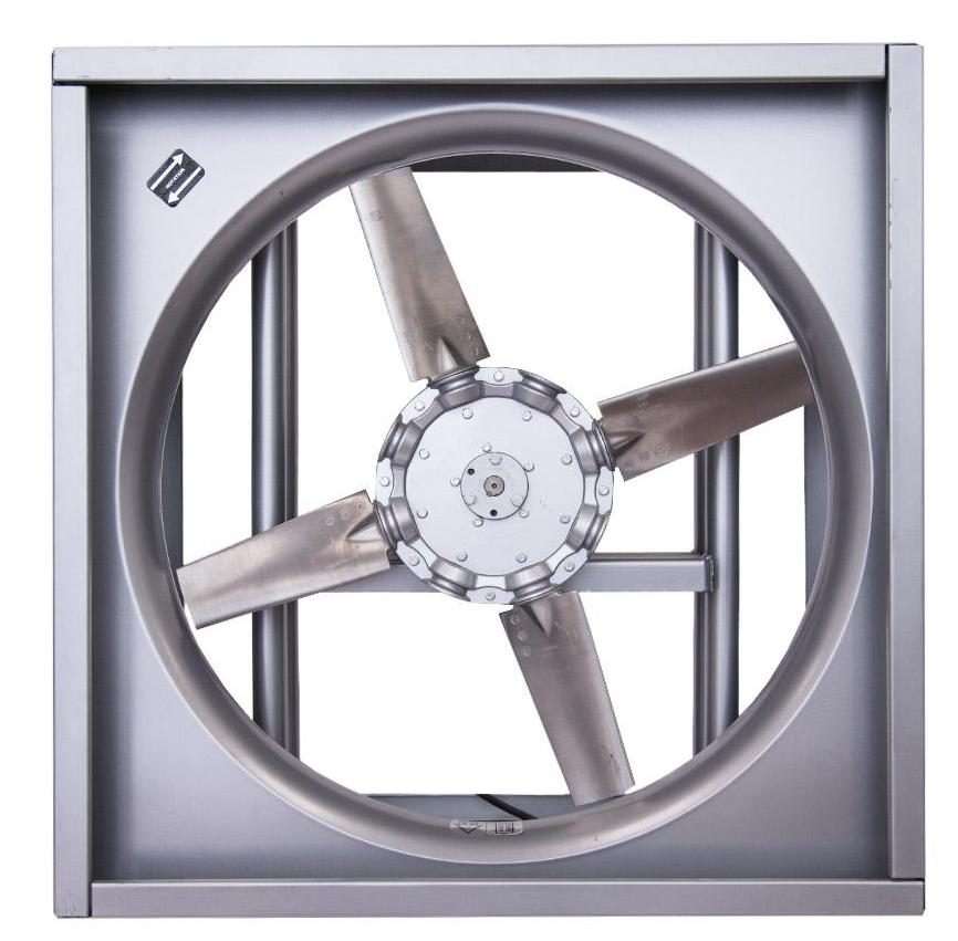 Triangle Engineering FHIR 36 inch Reversible Fan Direct Drive FHIR3617T-U-DD