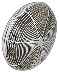 White HAF Air Circulator Fan 12 inch 1085 CFM Variable Speed 12HAFO