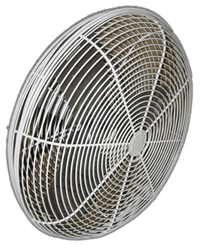 White HAF Air Circulator Fan 20 inch 1695 CFM Variable Speed 20HAFO
