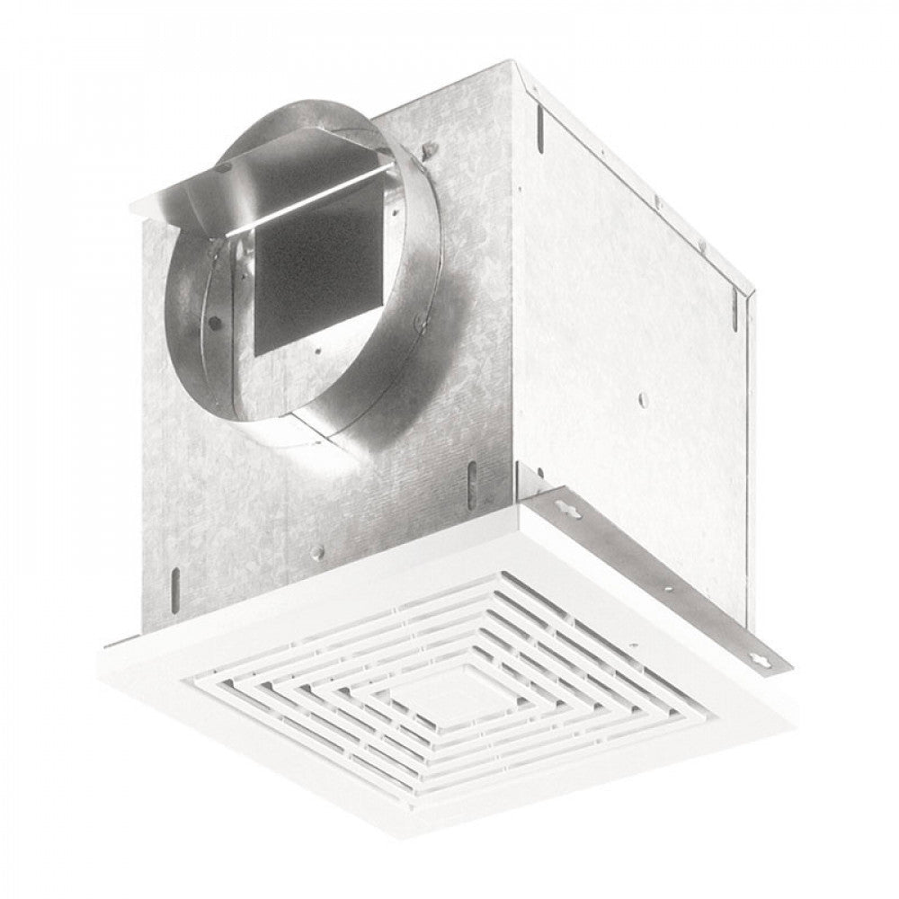 L Series Bathroom Exhaust Fan 6 inch Duct Outlet 259 CFM CL250
