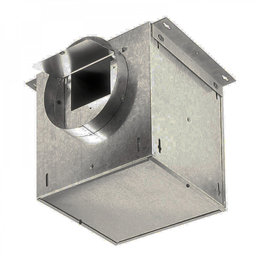 L-L Series Inline Bathroom Exhaust Fan 6 inch Duct Outlet 147 CFM L150L