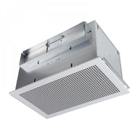 "L Series Bathroom Exhaust Fan 4 1/2"" x 18 1/2 inch Duct Outlet 434 CFM CL400"