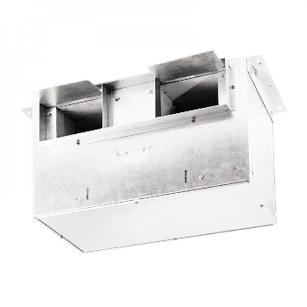 L-L Series Inline Bathroom Exhaust Fan 4 1/2 x 18 1/2 inch Duct Outlet 406 CFM L400L
