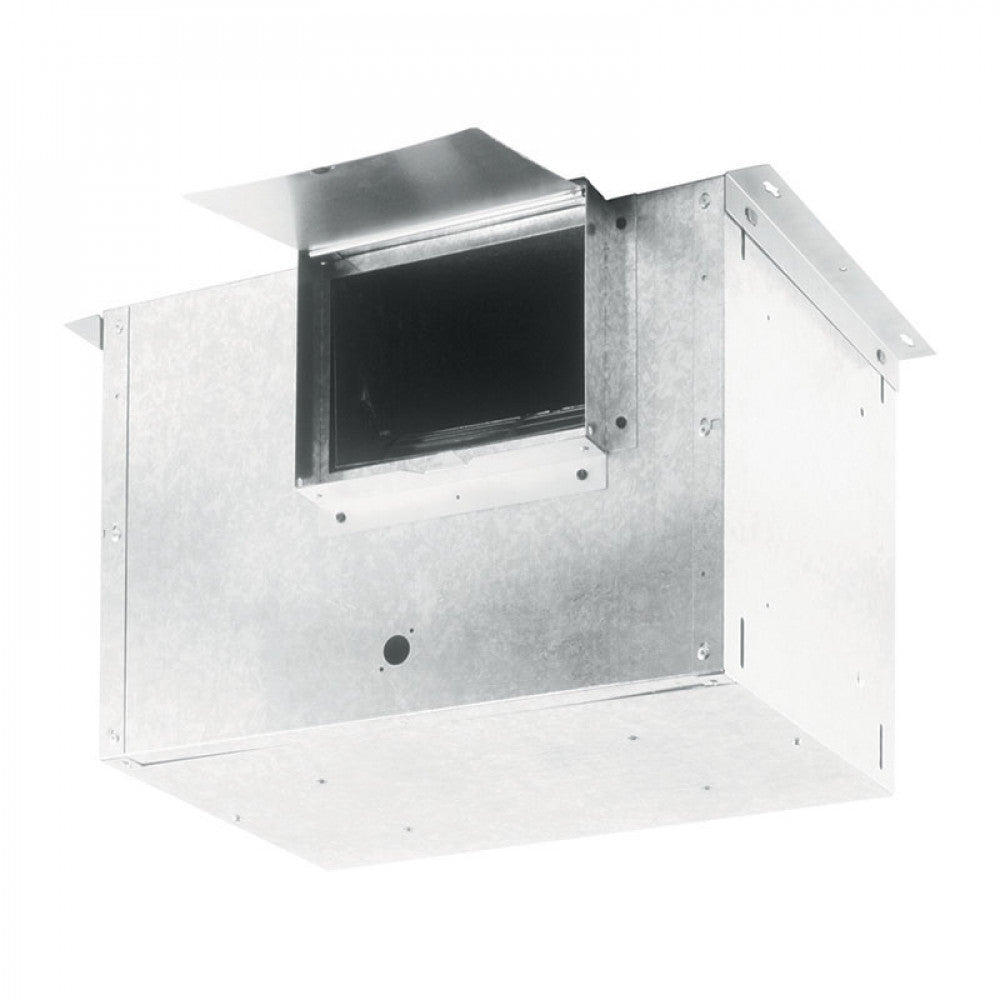 L-L Series Inline Bathroom Exhaust Fan 8 x 12 inch Duct Outlet 1214 CFM L1500L