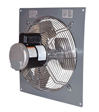 Panel Exhaust Fan 24  inch 5000 CFM P24-2, [product-type] - Industrial Fans Direct