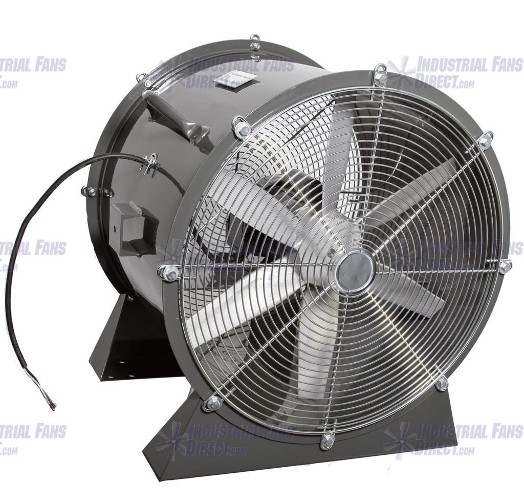 Explosion Proof Fan >> Airflo Explosion Proof Man Cooling Fan Low Stand 42 Inch 27000 Cfm 3 Phase Nm42ll I 3 E