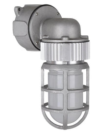 Phoenix Lighting 17 Watts Vapor Proof Hazardous Location Phoenix LED Wall Mount Fixture VB-W-17LED-FGC-1