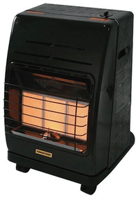 Master Portable Cabinet Heater 18000 BTU's MH-18-PCH-A