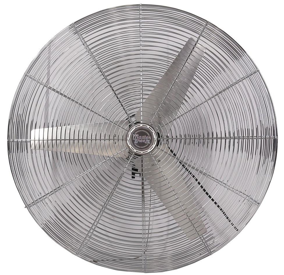 Triangle Engineering AMB 24 inch Wall Mount Air Circulator Direct Drive AMB2423H