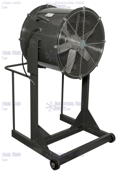 Airflo Explosion Proof Man Cooling Fan High Stand 36 Inch