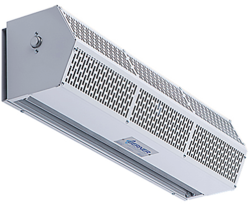Berner Sanitation Certified Low Profile Air Curtain 120 inch 3312 CFM SLC07-2120A