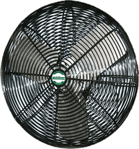 Heavy Duty Industrial Air Circulator Fan 2 Speed 24 Inch 6800 CFM VDF24HOB2
