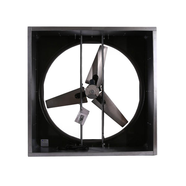 Vid Cabinet Exhaust Fan 48 Inch 19910 Cfm Direct Drive 3