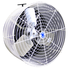 Versa-Kool Cattle Kooler Air Circulation Fan 12 inch 1470 CFM VK12-CK