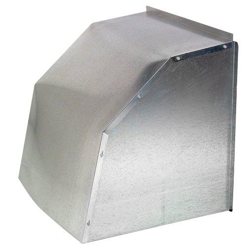 J & D Manufacturing VFT 36 inch Galvanized Weather Hood VFT140860-A