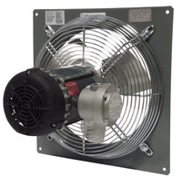P Series Explosion Proof Panel Mount Exhaust Fan 20 inch 3640 CFM P20-4, [product-type] - Industrial Fans Direct