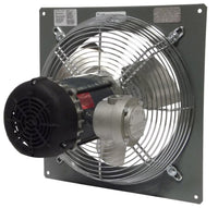 P Series Explosion Proof Panel Mount Exhaust Fan 20 inch 3640 CFM 3 Phase P20-4M, [product-type] - Industrial Fans Direct